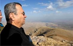 Barak and the Judean Hills