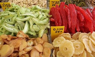 IDF buys 10 tons of dried fruit for Tu B'Shvat