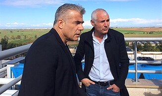 Lapid Demands AG Freeze Judea-Samaria Funds