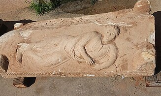 Sarcophagus Discovered at Ashkelon Building Site
