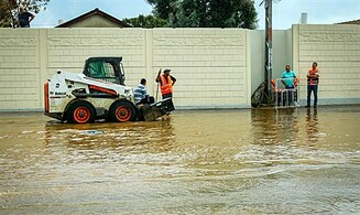 Renewed flooding in central Israel expected