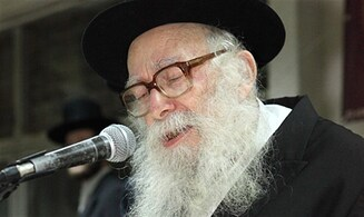 Condition of Bnei Brak rabbi deteriorates