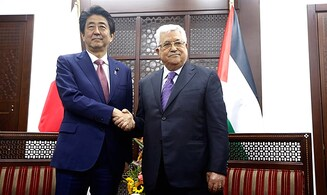 Japanese PM: We won't move our embassy to Jerusalem