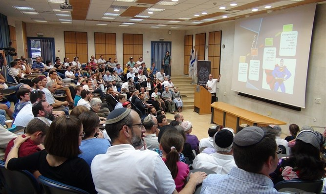 Torah MiTzion conference on connecting with Diaspora Jewry